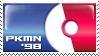 PKMN '98 stamp by Dionicio