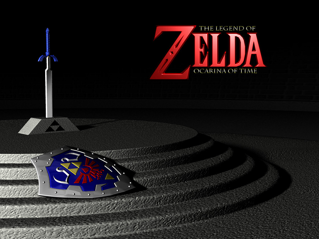 Ocarina Of Time Wallpaper By Dionicio On Deviantart