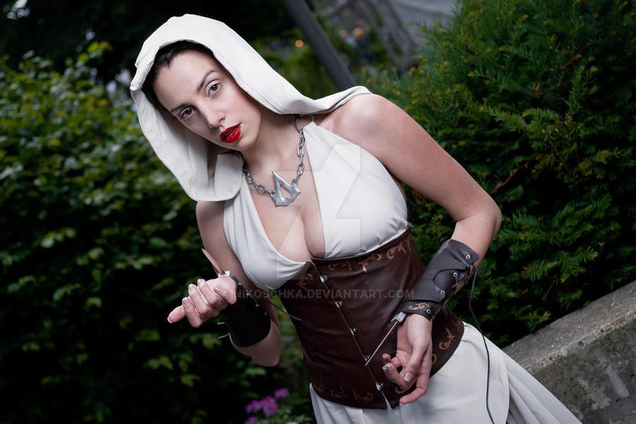 Female Assassin by Nikoschka