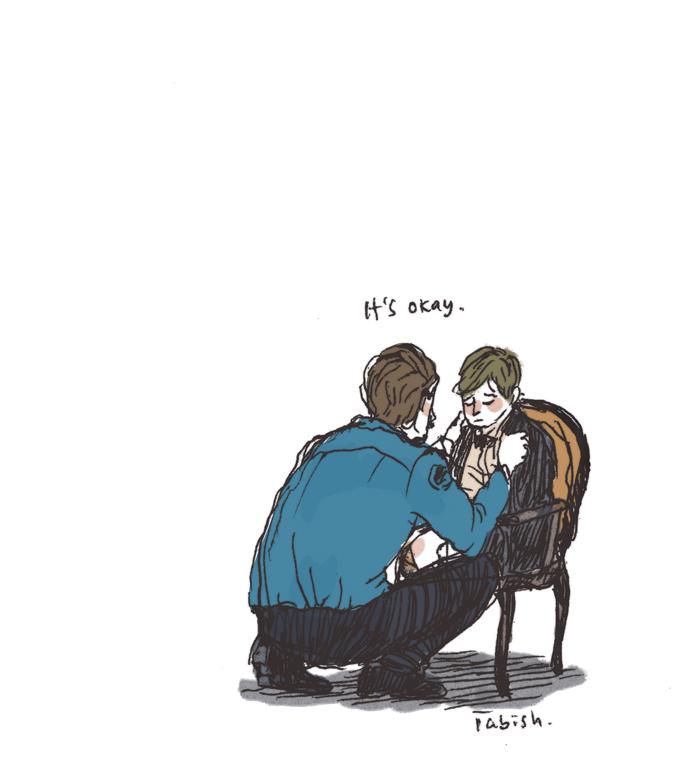 It's okay. by yenee96