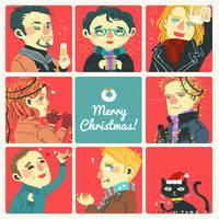 Merry Christmas! by yenee96