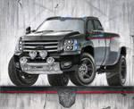 Chevrolet Silverado Transformed