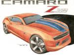 Chevy Camaro Z28 Concept 2