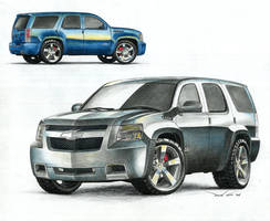 Chevy Tahoe SS - 2007