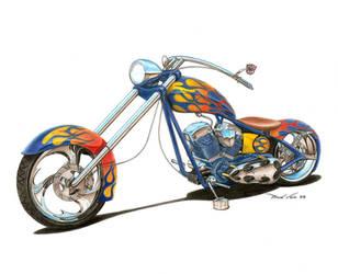 A 'Prime' Chopper by SeawolfPaul