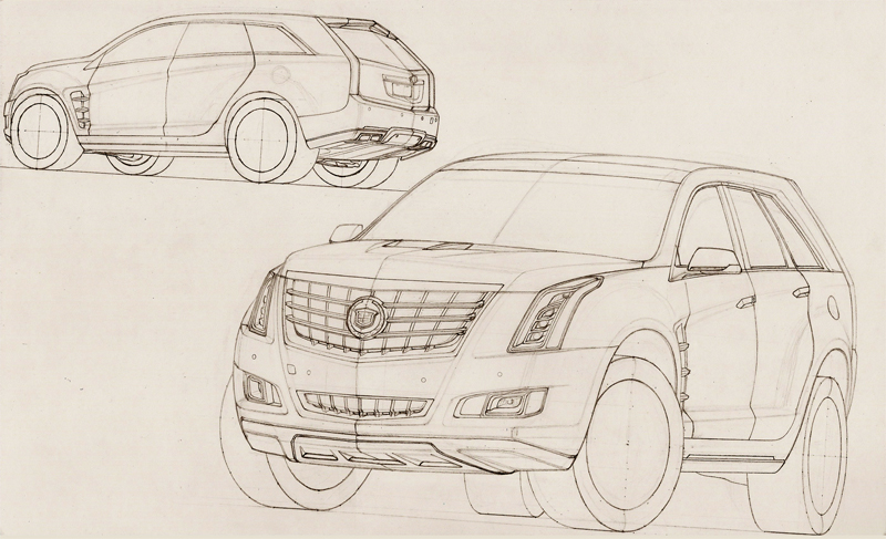 a future cadillac escalade wip by seawolfpaul on deviantart a future cadillac escalade wip by