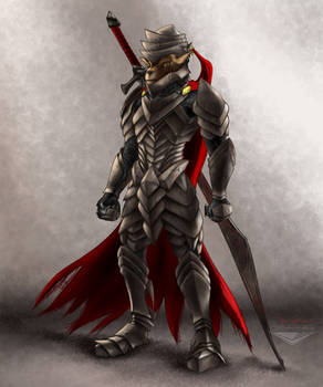 Armored Lionoid