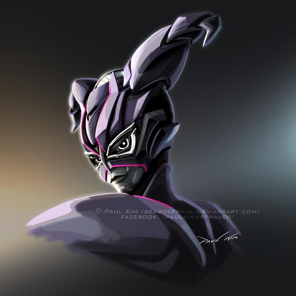 OC Dark Flower - Glare