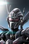 Tieria Prime - Portrait - Battle Mode!