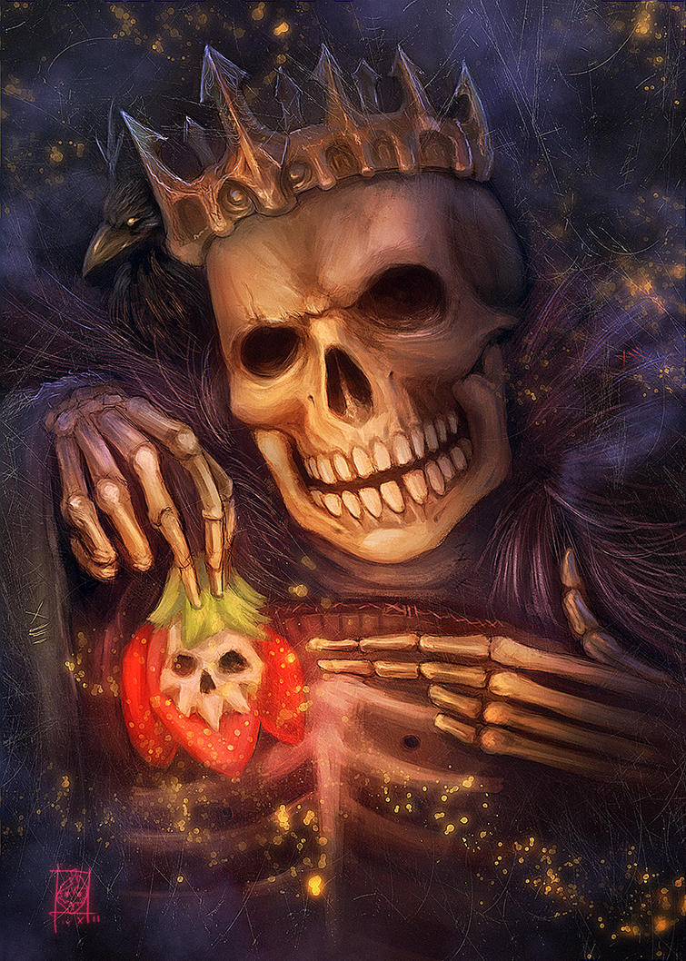 Skullking by d3athb3rrymon