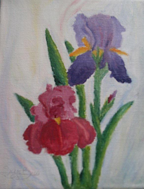 ..'Flowers'.. by DarkAngel-Lelu