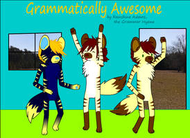 Grammatically Awesome - cover art 1