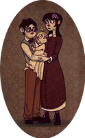 Baudelaires by BrookeHendrick
