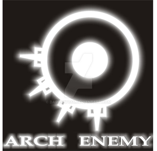 Arch Enemy Logo By Darksky666 On Deviantart