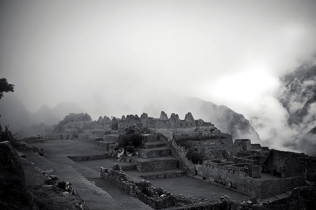 Inca World by aleszev