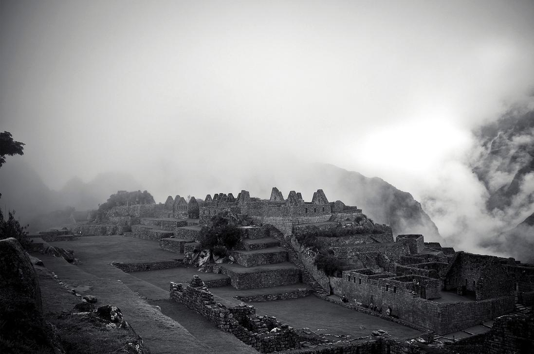 Inca World by aleszev