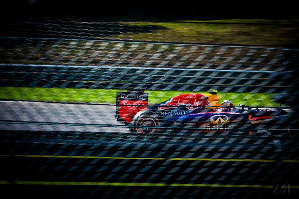 Daniel Ricciardo by aleszev