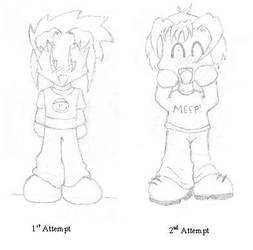 My First Chibi Drawings
