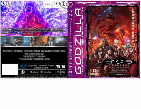 2018 - Godzilla - City on the Edge of Battle vR