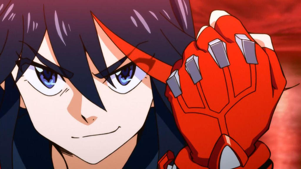 I Don't Cheerlead (Ryuko Matoi x Male!Reader) by SkyStar54 on DeviantArt