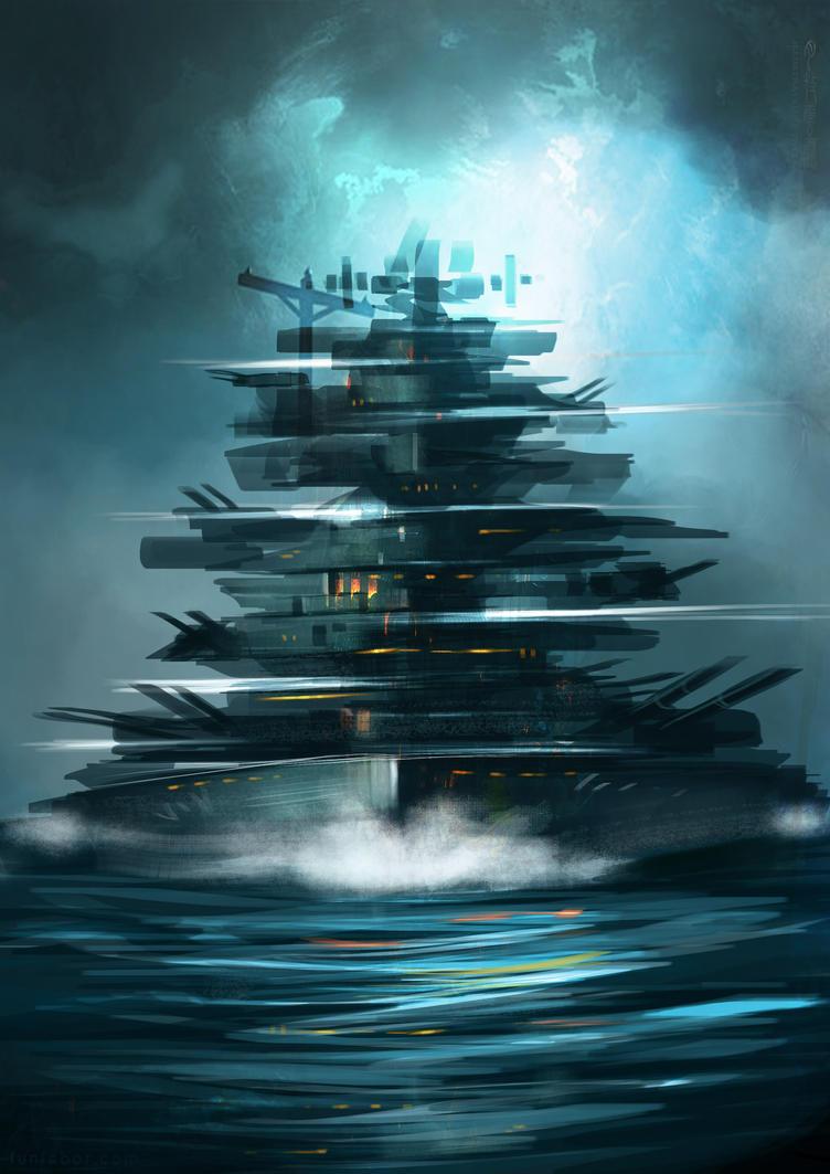 battleship by gtmade