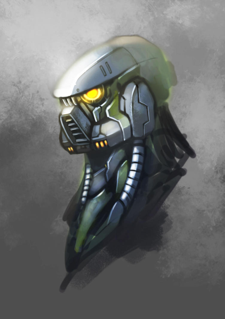 Awesome Robot Drawings