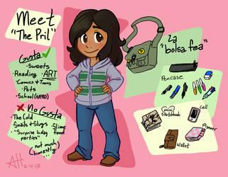 Meet the Artist by Zil-Zeki