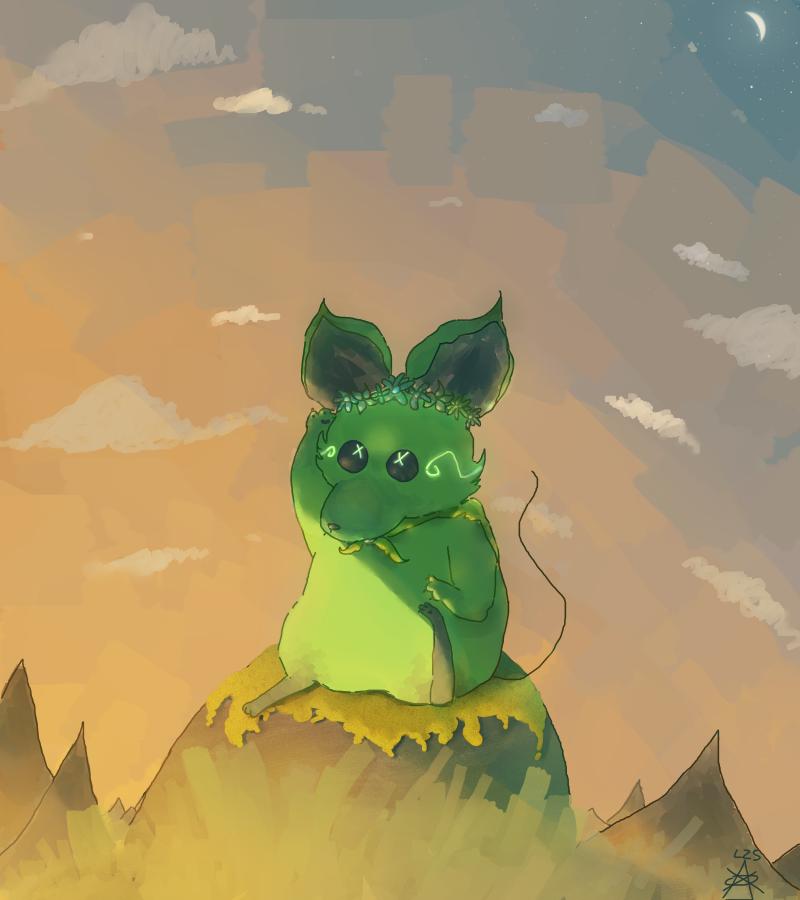 green by lelyo