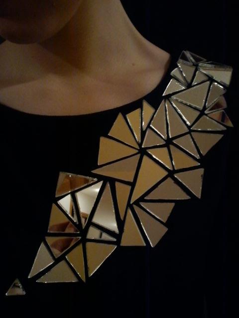 Mirror Dress by Ikosaeder