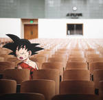Kid Goku X Sleep