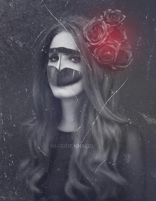 Latifa Del Rey by KHALID-ART