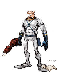 Earthworm Jim by TimKelly