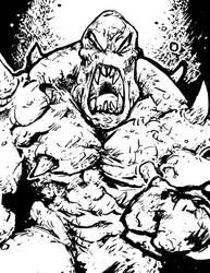 Doom Imp by TimKelly