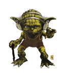 Yoda: Jedi Wrestling