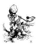 Conan VS Death Dealer