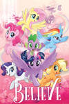 My Little Pony The Movie 2017 Believe Poster