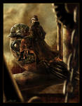 steampunk thumbelina by hakubaikou