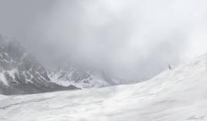 snow by hakubaikou