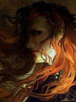 witch by hakubaikou