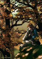 autumn by hakubaikou