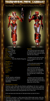 Causeway - Transformers Prime Bio by Elita-One-Arts