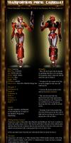 Causeway - Transformers Prime Bio