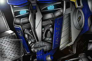 Optimus Prime DOTM -Complete by Elita-One-Arts