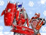 Snow Fall (Optimus an Causeway)