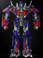 Optimus Prime Colors- Complete by Elita-One-Arts