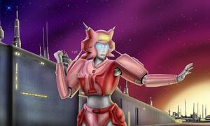 Elita One Prepare for Battle! by Elita-One-Arts