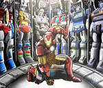 Ironman and The Transformers G1