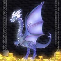 Quartz Crested Dragon by Desolv