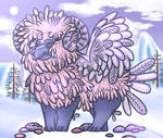 Ramhorn Pygmy Dragon by Desolv