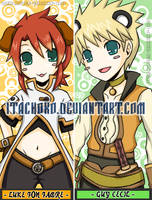 tales of abyss bookmarks by jurieduty